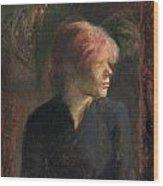 Carmen Gaudin Wood Print