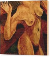 Carmina Burana Wood Print