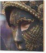 Carnevale Di Venezia 102 Wood Print