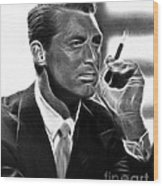 Cary Grant Wood Print
