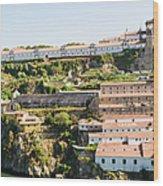 Casa Calem, Port Wine Houses, Porto Wood Print