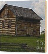 Casa De Batrani Wood Print