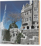 Casa Loma Series 02 Wood Print