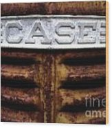 Case Wood Print