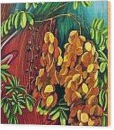 Cassia Wood Print