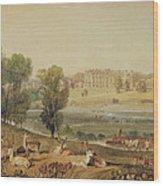 Cassiobury Park, Hertfordshire Wood Print