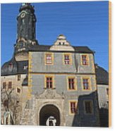 Castle Church Weimar Wood Print