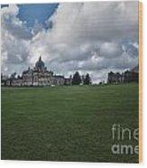 Castle Howard Wood Print