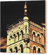 Louisville Kentucky Old Fort Nelson Building Wood Print