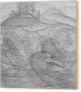 Castle Of Heaven Wood Print