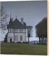 Castle Ploen Gatekeeper's House Wood Print
