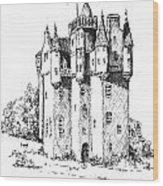 Castle Wood Print