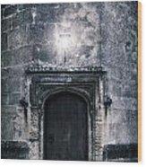 Castle Tower Wood Print by Joana Kruse
