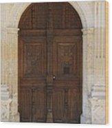 Castledoor  Wood Print