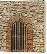 Castles Door. Wood Print