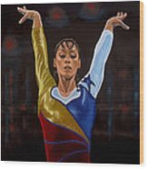 Catalina Ponor Wood Print