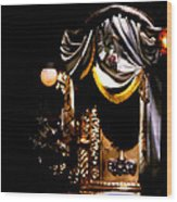 Cathedral Altar - Quito Wood Print