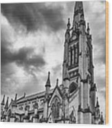 Cathedral Church Of St James 1106b Wood Print