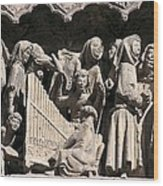 Cathedral Of Santa Maria De Regla Wood Print