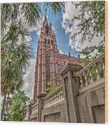 Cathedral Of St. John Wood Print