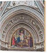 Cattedrale Di Santa Maria Del Fiore Wood Print