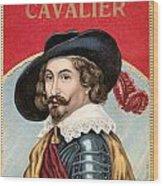 Cavalier Wood Print