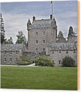 Cawdor Castle Scotland Wood Print