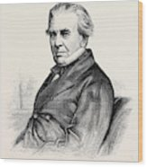 C.b. Vignoles, F.r.s Wood Print