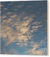 CC4 Wood Print