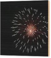 Celebration Xliv Wood Print