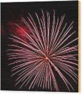 Celebration Xvii Wood Print