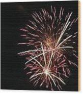 Celebration Xxi Wood Print