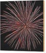 Celebration Xxii Wood Print