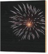 Celebration Xxiv Wood Print