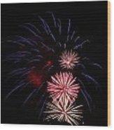 Celebration Xxviii Wood Print