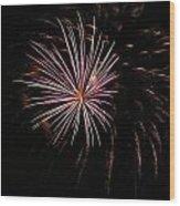 Celebration Xxxvi Wood Print