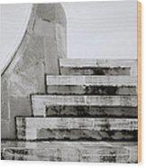 Celestial India Wood Print