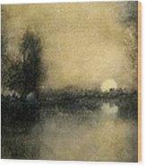 Celestial Place #1 Wood Print