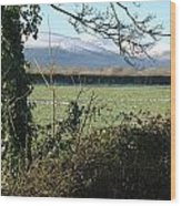 Celtic Mountain Wood Print
