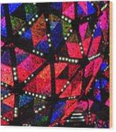 Centennial New Year's Eve Ball Wood Print