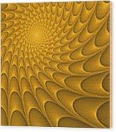 Centric-01-a Wood Print