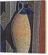 Ceramic Jug Wood Print