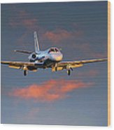 Cessna Citation Wood Print
