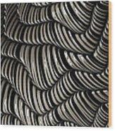 Chain Wood Print