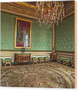 Chamber Of Versailles Wood Print