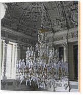 Chandelier - Yusupov Palace - Russia Wood Print