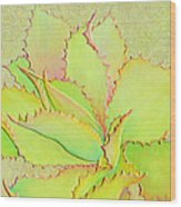 Chantilly Lace Wood Print