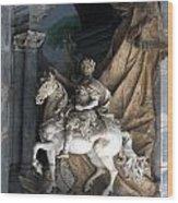 Charlemagne  Wood Print