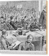 Charles Jules Guiteau (1840?-1882) Wood Print