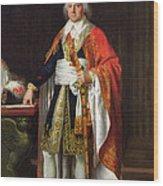 Charles Louis Francois Letourneur 1751-1817 1796 Oil On Canvas Wood Print